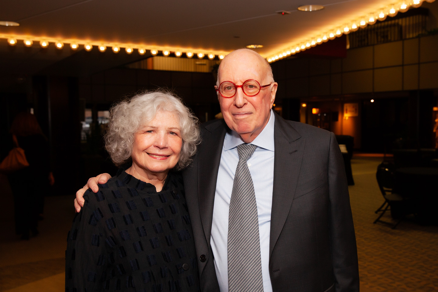 Doug and Barbara Bloom